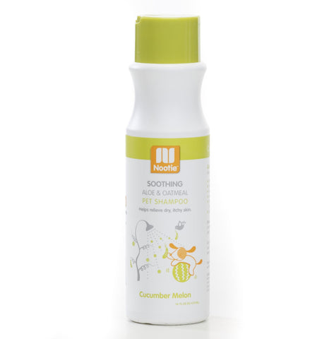 Hollywood Feed - Nootie Shampoo - Aloe & Oatmeal - Cucumber Melon - 16oz - Shampoo