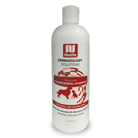 Hollywood Feed - Nootie Shampoo - Medicated Antimicrobial - 16oz - Shampoo
