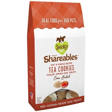 Etta Shareables Oat and Maple Tea Cookies