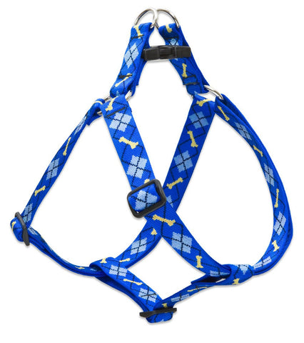 "Hollywood Feed - Lupine Step In Harness (Large Dog) - Dapper Dog - 1"" - Step In Harness"