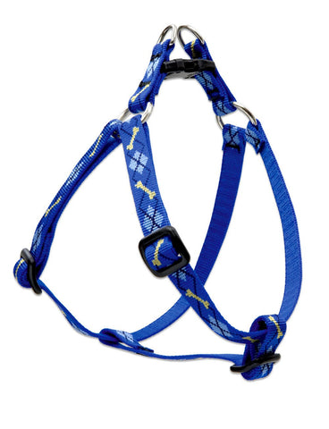 "Hollywood Feed - Lupine Step In Harness (Small Dog) - Dapper Dog - 1/2"" - Step In Harness"