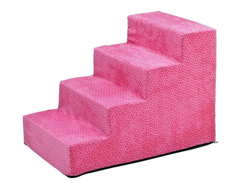 Hollywood Feed - *Bowsers Designer Pet Step - Flamingo Bones - Steps - 1