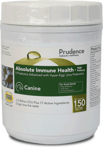 Hollywood Feed - Prudence Absolute Immune Health: High Potency - 150 Day - Supplement - 1