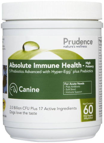 Hollywood Feed - Prudence Absolute Immune Health: High Potency - 60 Day - Supplement - 1