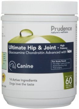 Hollywood Feed - Prudence Ultimate Hip and Joint: High Potency - 60 Day - Supplement - 1