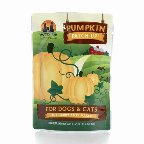 Hollywood Feed - Weruva Pumpkin Patch - 1.05oz - 12 Pack - Supplement - 1