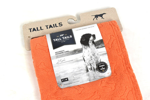 Hollywood Feed - Tall Tails Grooming Towel -  - 1