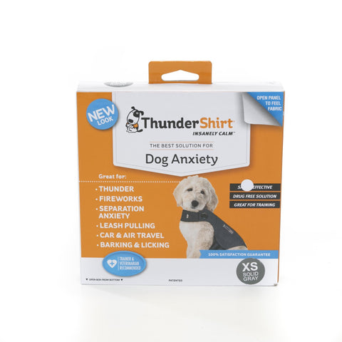 Hollywood Feed - Thundershirt - Gray - Extra Small - Thundershirt