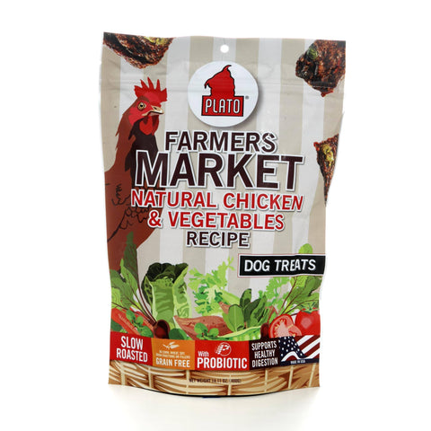 Plato Farmer's Market - Chicken & Vegetable - 14.11oz
