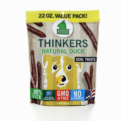 Hollywood Feed - Plato Thinker Sticks - 22oz - Treats - 3