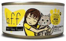 Weruva Cat Food - BFF Tuna & Chicken 4EVA Recipe (In Gravy)