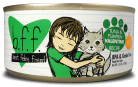 Weruva Cat Food - BFF Tuna & Pumpkin Valentine Recipe (In Gravy)