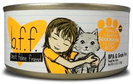 Weruva Cat Food - BFF Tuna & Salmon Soulmates Recipe (In Aspic)