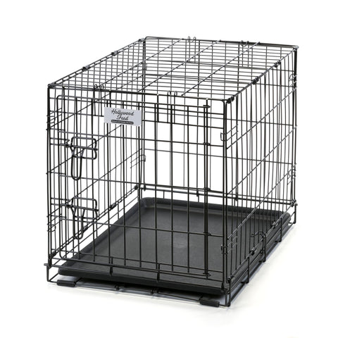 "Hollywood Feed - Hollywood Feed Wire Crate - Small (24"") - Wire Crate"