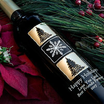 Avensole Winery Elegant Christmas