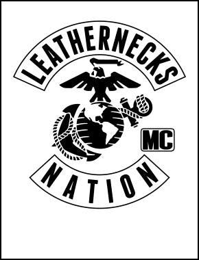 GOETCHED Leathernecks Nation MC