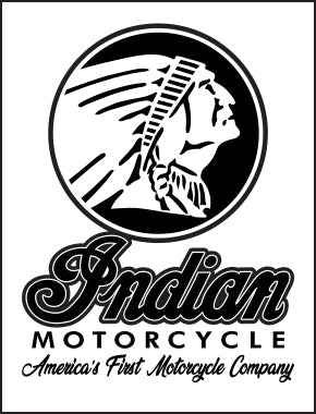 GOETCHED Indian Motorcycle