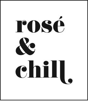 Rose & Chill candle