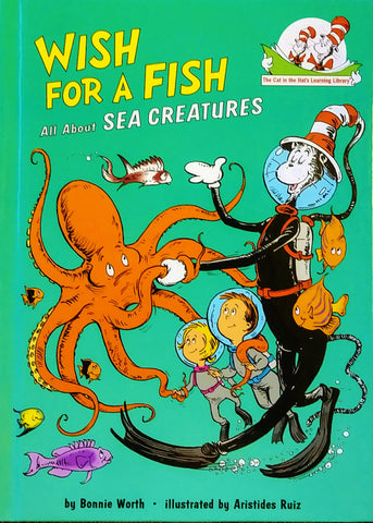 Wish For A Fish - All About Sea Creatures