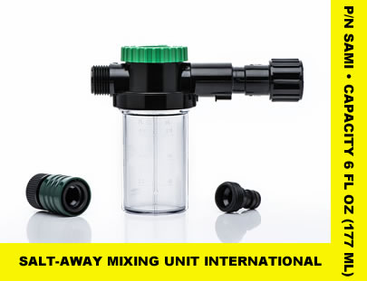 Salt-Away 6oz Mixing Unit