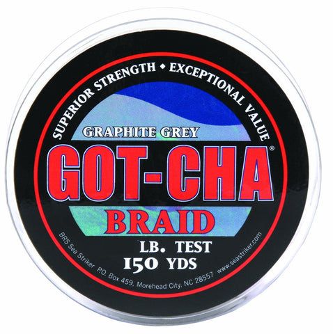Got-Cha Braid 15lb