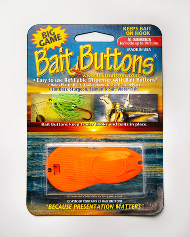 Big Game Bait Buttons