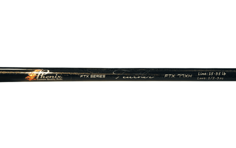 Phenix Feather Casting Rod