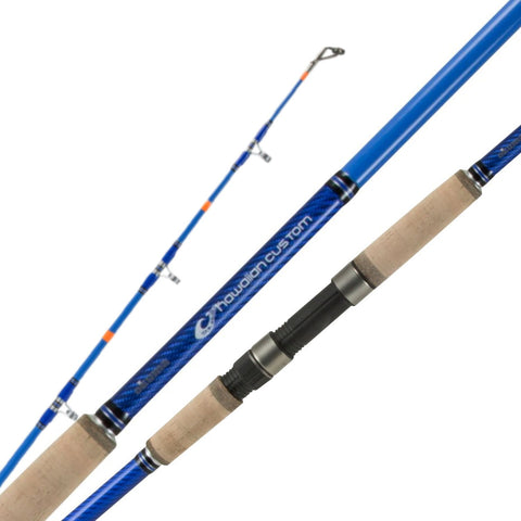 Okuma Hawaiian Custom Rods