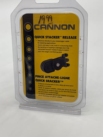 Cannon Quick Stacker Release
