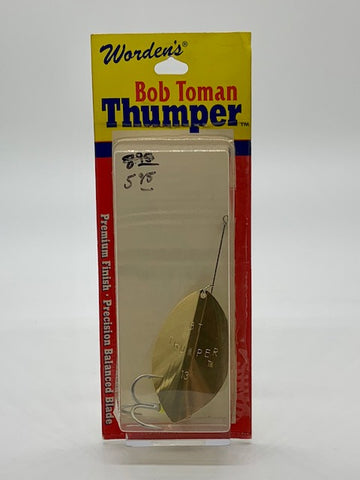 Wordens Bob Toman Thumper
