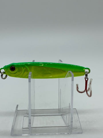 Chesapeake Bay Lures Slamm'n Metal Jig 5 1/4oz Chartreuse