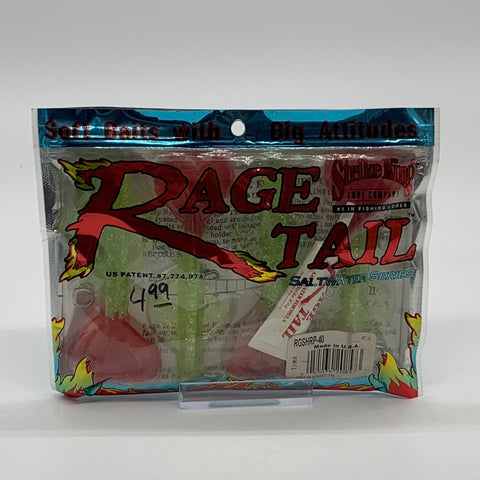 Strike King Rage Tail Salt Water Series