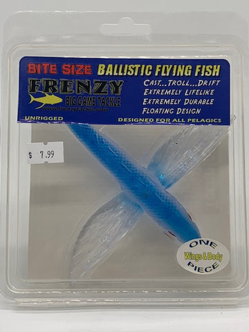 Ballistic Flying Fish Un-rigged 6""