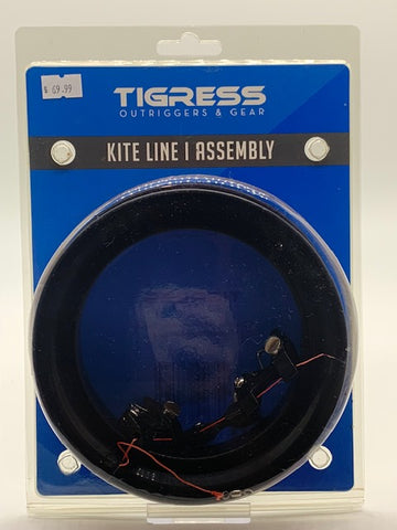 Tigress Kite Line I Assembly