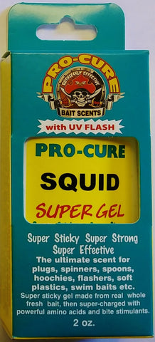 pro cure squid