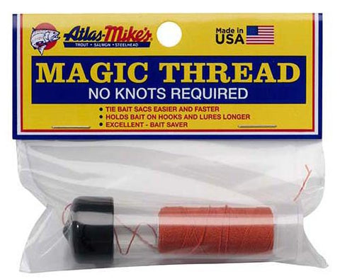 magic thread dispenser orange