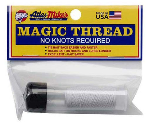 magic thread dispenser white