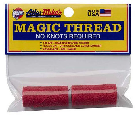 magic thread double red