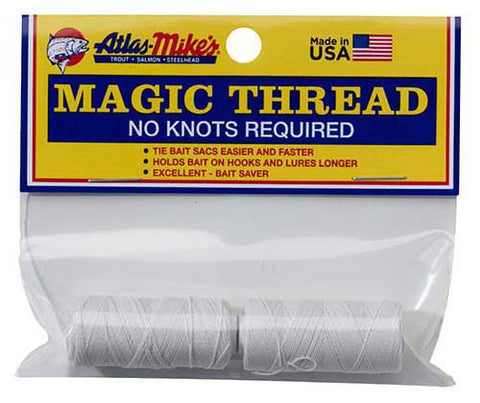 magic thread double white