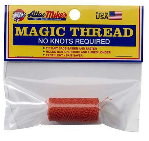 magic thread single orange