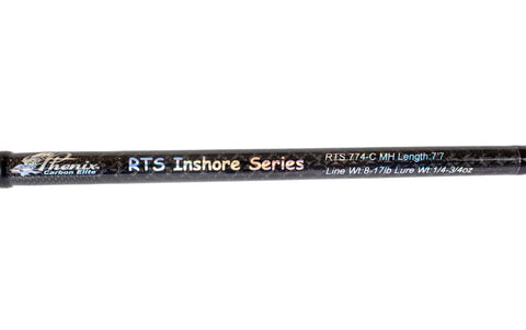 Phenix RTS Inshore Spinning Rod