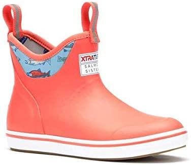 Xtratuf Womens Salmon Sisters Deck Boot