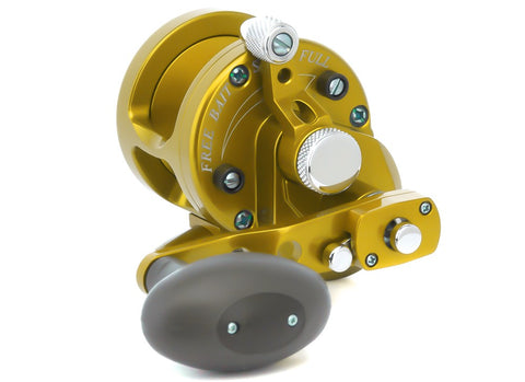 Avet LX 6/3 MC Lever Drag 2-Speed Casting