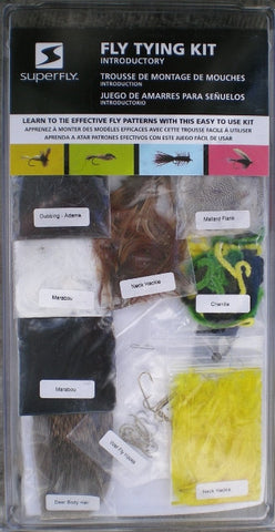 Superfly Fly Tying Kit