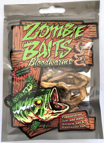 zombie bloodworm