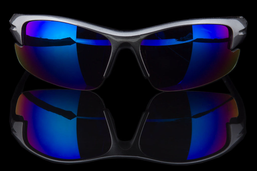 "Men's Sport Wraparound Extreme Sunglasses ""Edge"""