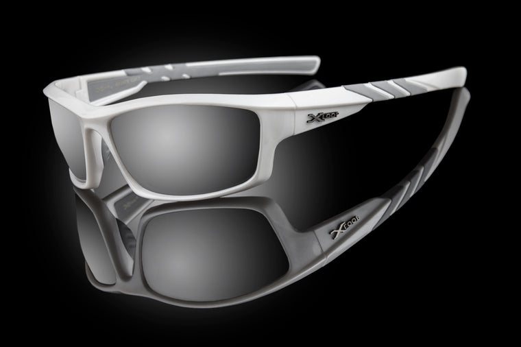 "Mens Extreme Bold Wraparound Sunglasses ""Havoc"""