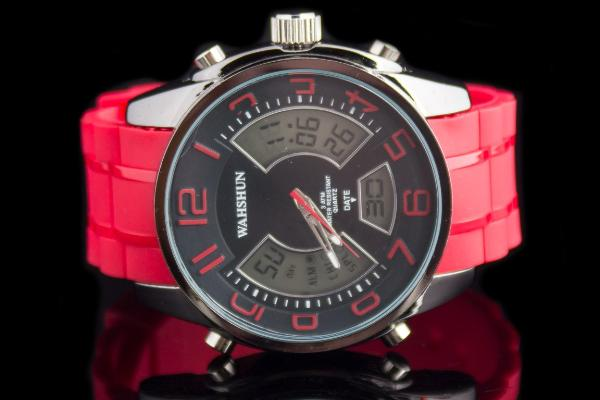"Mens Digital Multifunction Face Watch ""Eleven "" - Johnny Shades"