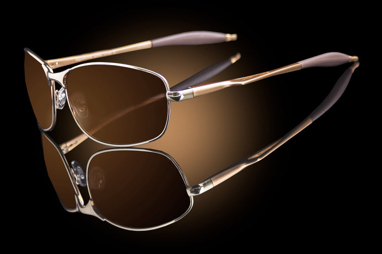 "Mens Aluminum Executive Sunglasses ""Glenn"""