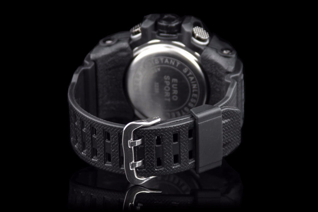 "Mens Sport Dual Dial Watch ""Altick"""